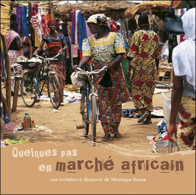 Quelques pas en marché africain