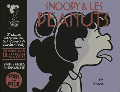 Snoopy - Intégrales - Snoopy et les Peanuts Intégrale - tome 9 (1967-1968)