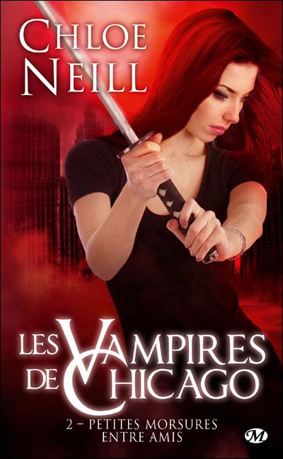 Les Vampires de Chicago, T2 : Petites morsures entre amis