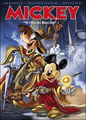 Mickey - Le Cycle des magiciens