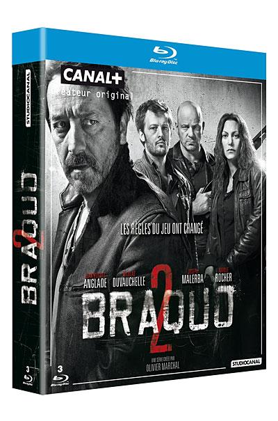 bande-annonce Braquo Saison 2