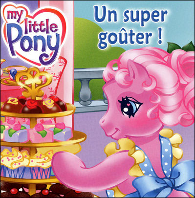 Super gouter my little pony