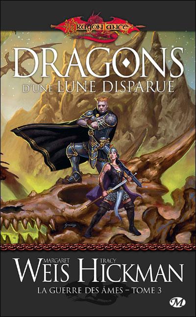 La Guerre des Âmes, T3 : Dragons d'une lune disparue