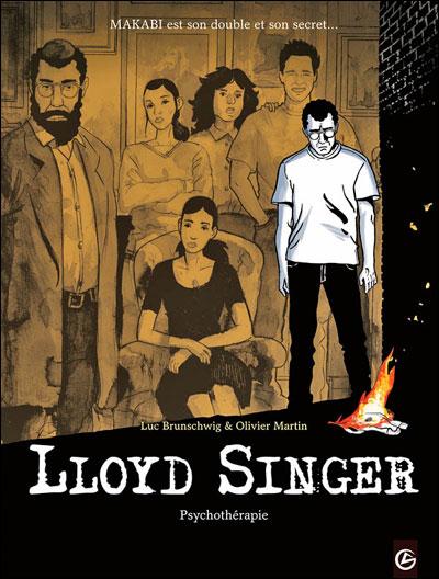 Lloyd Singer - volume 7 - Psychothérapie