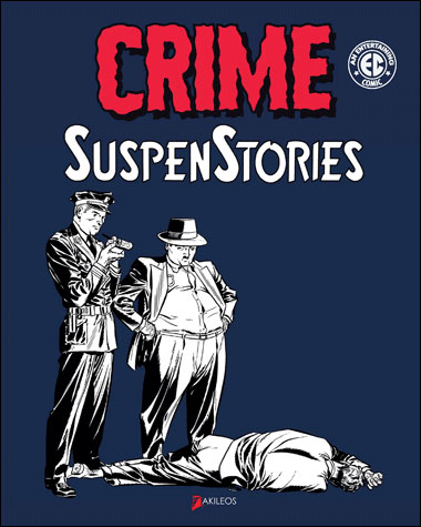Crime Suspenstories