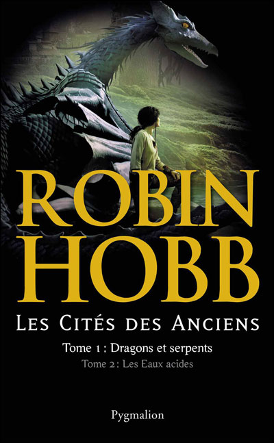 Coffret Robin Hobb