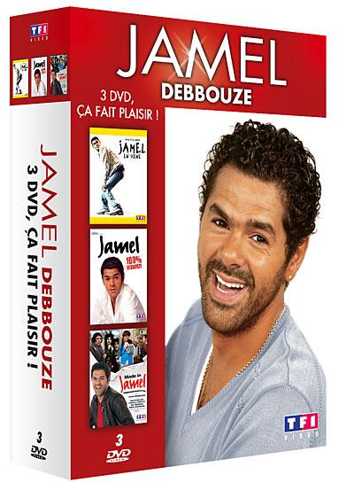 Jamel En Scene 100 Debbouze Made In Jamel Coffret