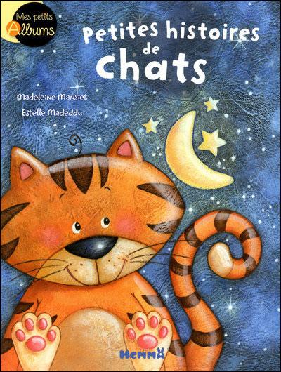 Petites histoires de chat mes petits albums