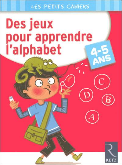 Jeux pour apprendre l'alphabet
