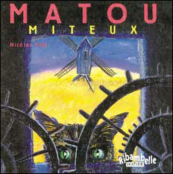 Ribambelle CP série bleue éd. 2008 - Matou Miteux - Album 5
