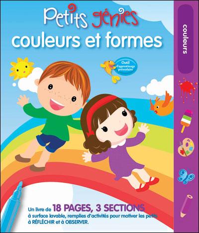 Petits génies : formes et couleurs