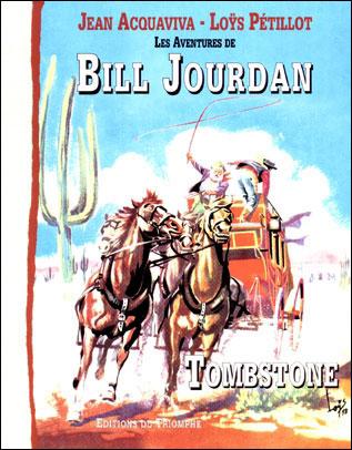 Bill Jourdan - Tome 2 : Tombstone