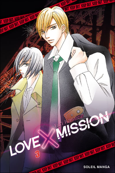 Love X mission - Tome 3 : Love X mission