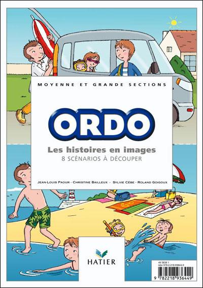 ORDO - Maternelle éd. 2011 - Les scénarios en images - Matériel