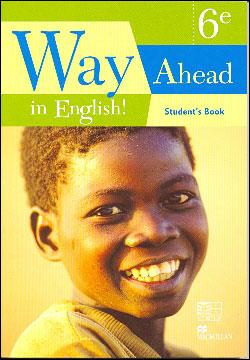 Way ahead in english ! 6eme student's book cameroun