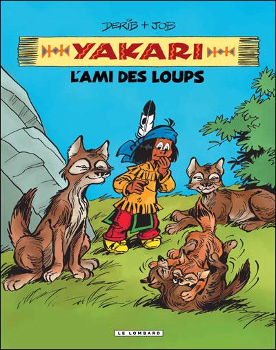 Yakari, l'ami des loups