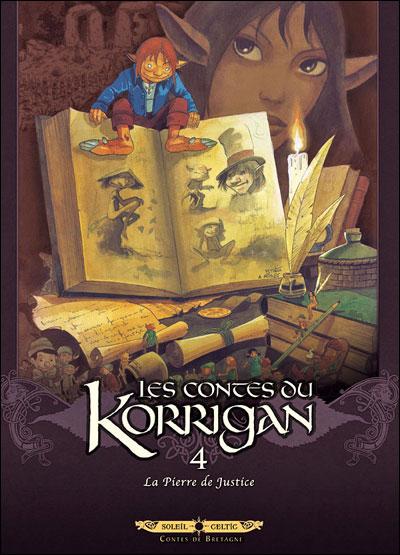 Les contes du korrigan t04 la pierre de just