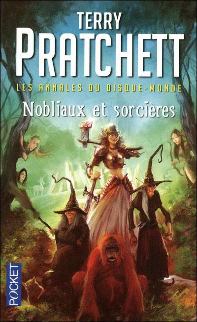 Les annales du disque-monde - tome 14 Nobliaux et sorcières