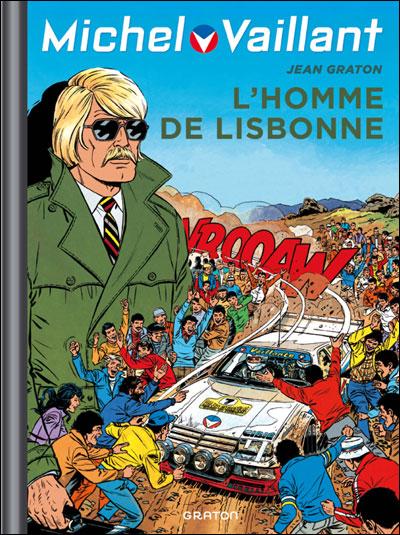 Michel Vaillant - L'homme de Lisbonne