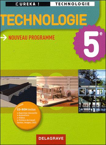 Technologie 5e - Eleve (ed 09)