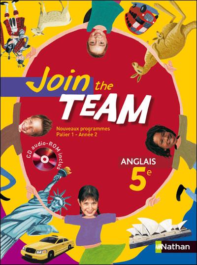 Join the Team 5e 2007 + cd audio