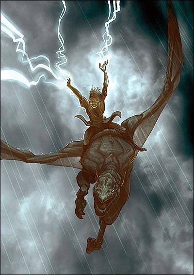 L'enfant de l'orage intégrale
