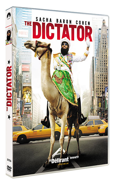 The Dictator - bande-annonce