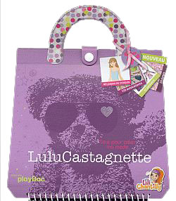 Tout pour dessiner ma mode Lulu Castagnette