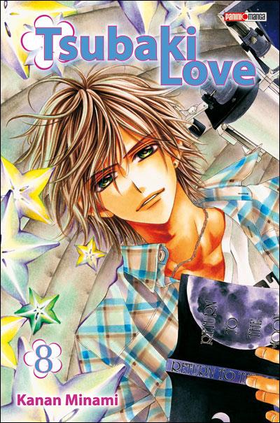 Tsubaki love - Tome 08 : Tsubaki love