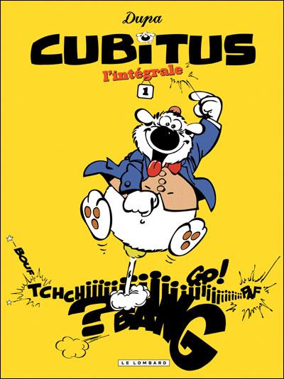 Cubitus - tome 1 - Cubitus Integrale