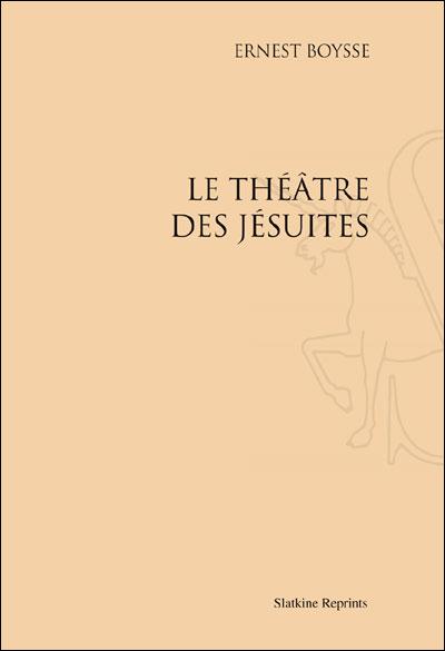 Le théâtre des Jésuites
