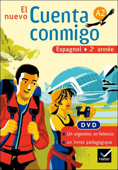El nuevo Cuenta conmigo Espagnol 2e année - DVD, éd. 2008