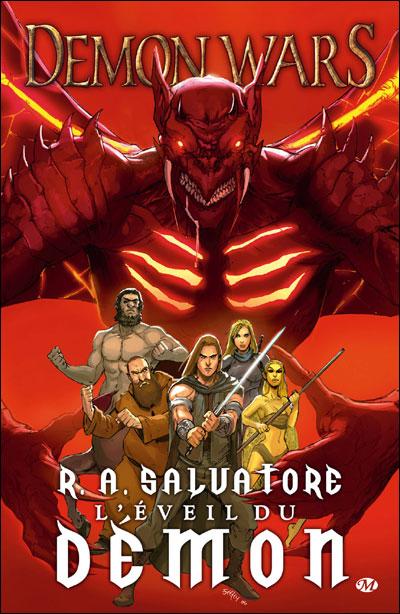 Demon Wars, T1 : L'Éveil du démon