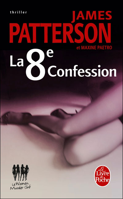 Le Women Murder Club -  : La 8ème Confession