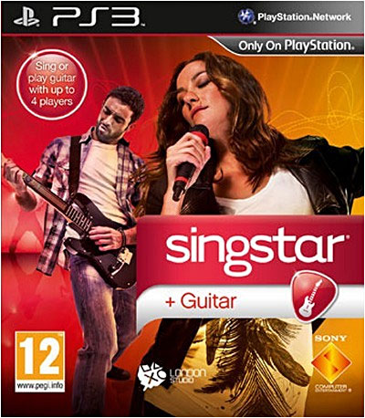 Singstar Guitar - PlayStation 3