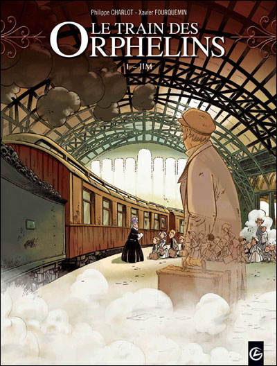 Le train des orphelins - volume 1 - Jim