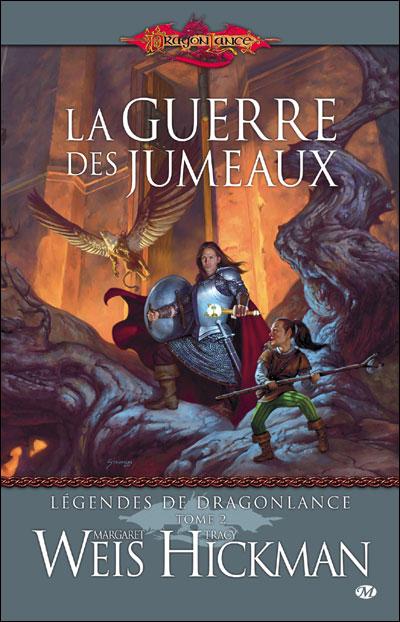 Légendes de Dragonlance, T2 : La Guerre des jumeaux