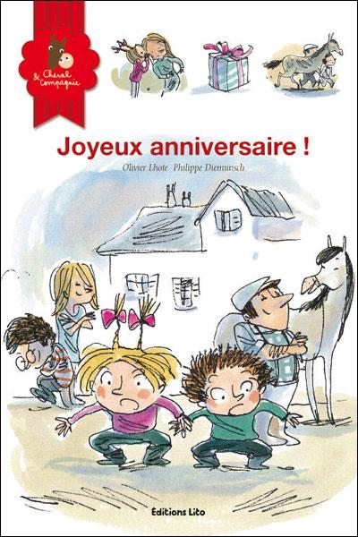 Cheval & compagnie -  : Joyeux anniversaire !