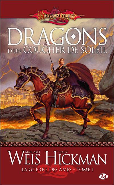 La Guerre des Âmes, T1 : Dragons d'un coucher de soleil