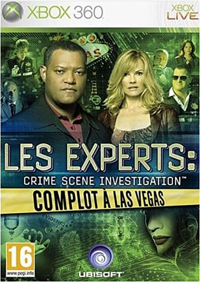 Les Experts - Complot à Las Vegas - Xbox 360