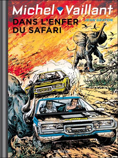 Michel Vaillant - Dans l'enfer du safari