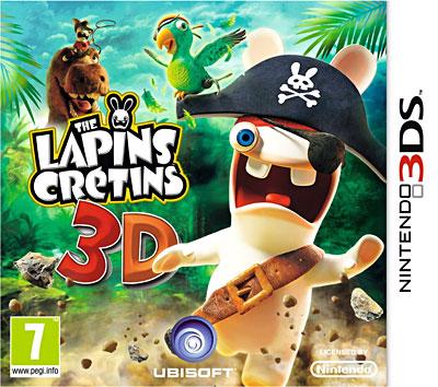 The Lapins Crétins 3DS - Retour vers le passé