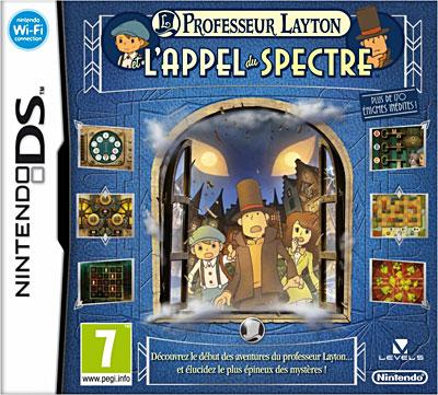 Professeur Layton - L'appel du Spectre