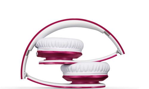 Casque Beats By Dr Dre Solo HD bubble gum Casque audio