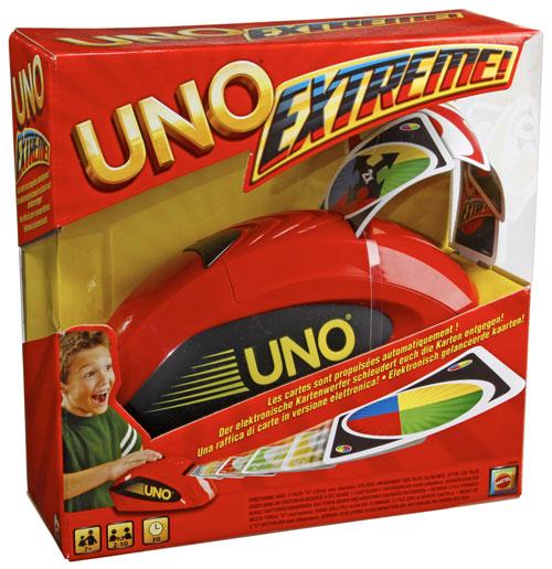 Souvent Uno Extrême Mattel - Jeu de cartes - Achat & prix | fnac IB93