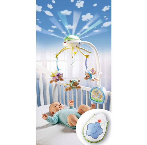 mattel fisher price mobile doux rêves papillons - arches - achat