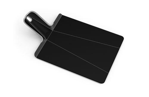 Planche à découper Joseph Joseph Chop2Pot Plus Noir