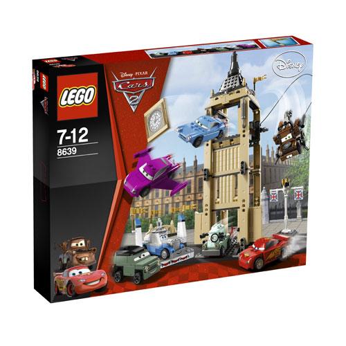 LEGO® Cars 2 8639 Big Bentley
