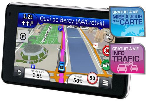 JOUR GPS 250 GARMIN A GRATUIT MISE TÉLÉCHARGER NUVI GRATUIT