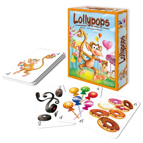 Sentosphère Lollypops